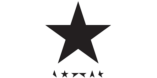1. David Bowie - Blackstar