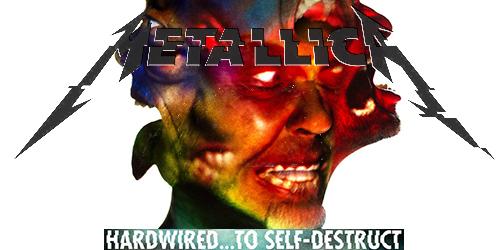 18 Metallica