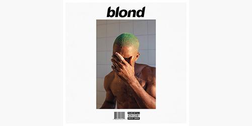 21. Frank Ocean - Blonde