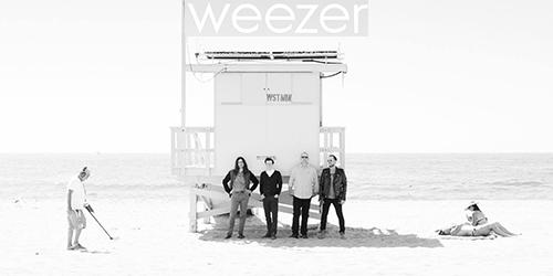28. Weezer - The White Album