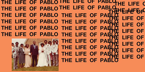 30. Kanye West - The Life of Pablo