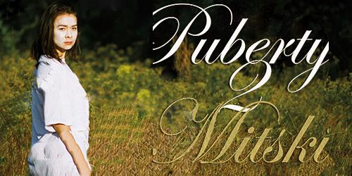 36. Mitski - Puberty 2