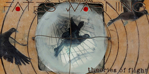 8. Fates Warning - Theories of Flight
