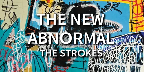 The Strokes-The New Abnormal