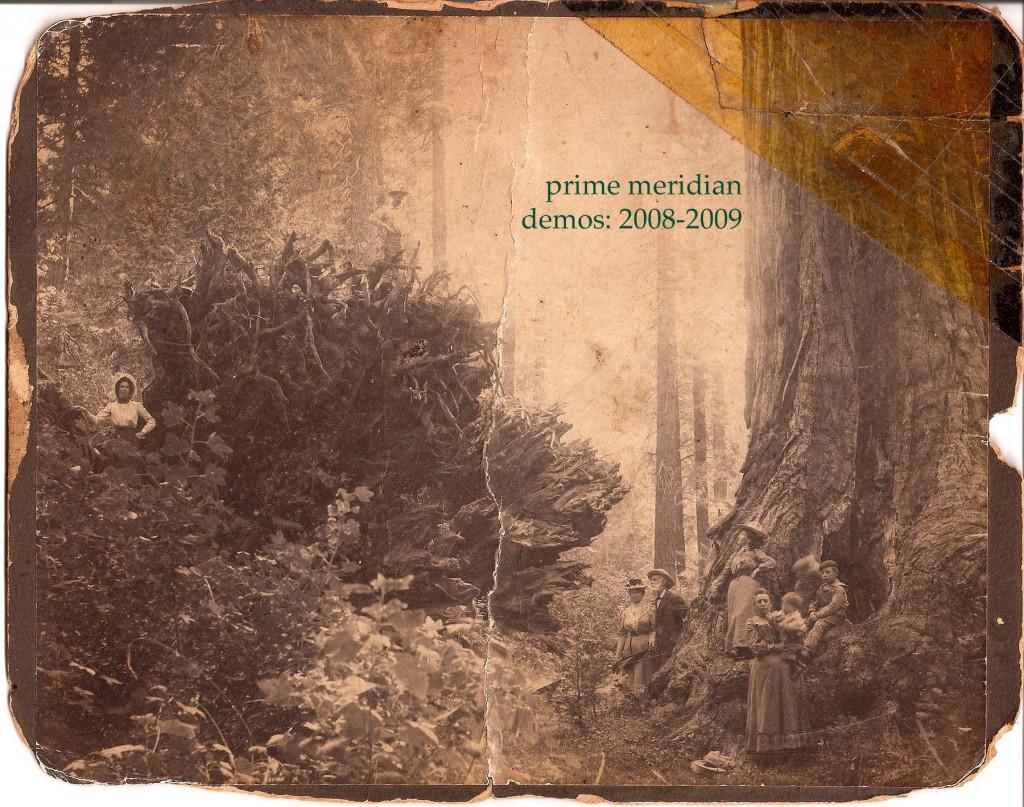 Prime Meridian Album Art