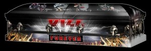 KISS Coffin