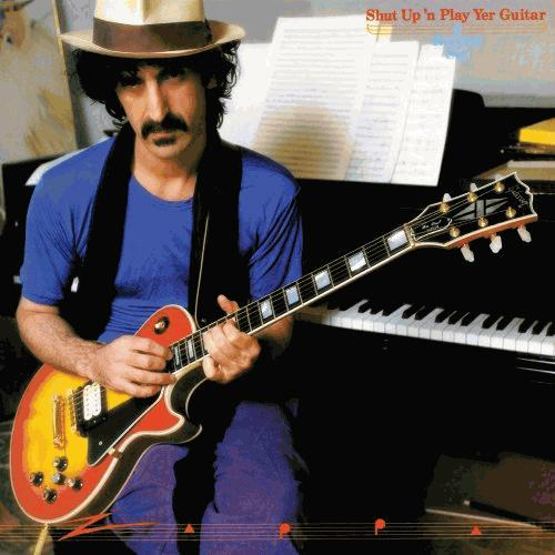 The epic Frank Zappa guitar solos ... | The Gear Page