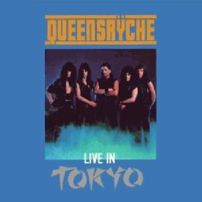 queensryche live in tokyo 1984