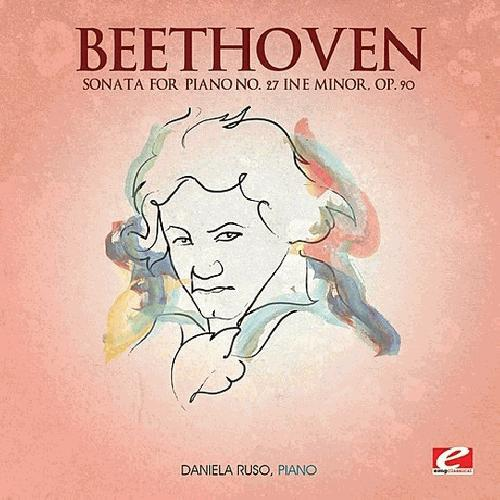beethoven sonata no 27 Piano sonata in e minor, op 90 composer ludwig van beethoven (1770-1827)  completed on 16 august 1814 no 27 published in 1815 with a dedication to.