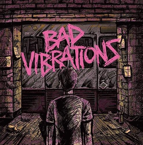 A Day To Remember - Bad Vibrations (album review 3 ... A Day To Remember Album Cover