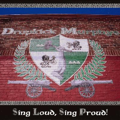 Dropkick murphys sing loud sing proud album review 2 for Dropkick murphys mural